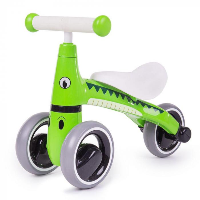 Tricicleta fara pedale - Crocodil [0]
