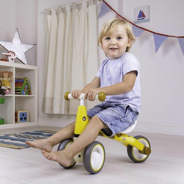 Tricicleta fara pedale - Girafa 1