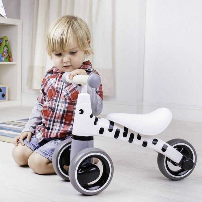 Tricicleta fara pedale - Zebra [1]