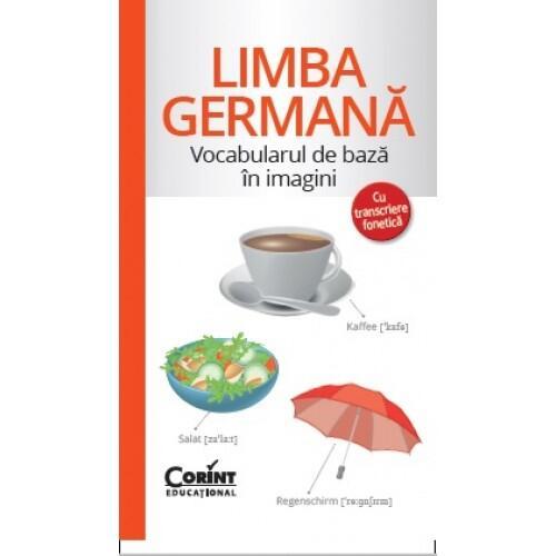Vocabularul de bază în imagini - Limba germană 0