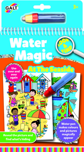 Water Magic:Carte de colorat La mare 2
