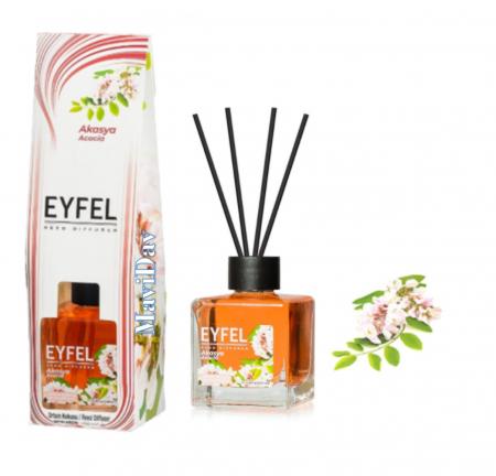 Odorizant de camera Eyfel 120ml - Floare de Salcam ( Acacia )0