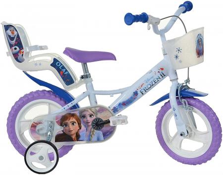 Bicicleta copii 12'' - FROZEN1