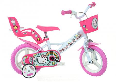 Bicicleta copii 12'' Hello Kitty [1]