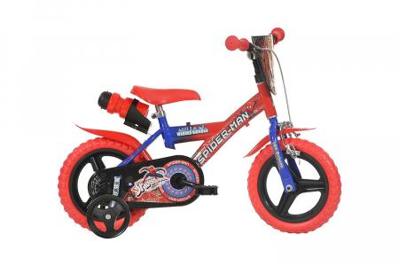 Bicicleta copii 12'' Spiderman2