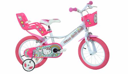 Bicicleta copii 14'' Hello Kitty [1]
