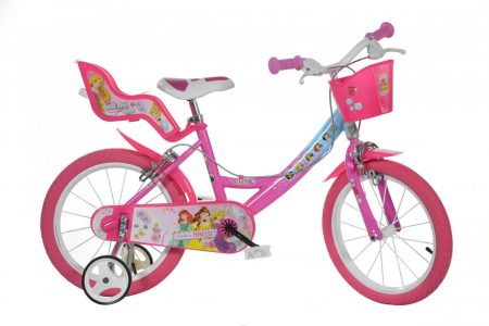 Bicicleta copii 14'' Princess [1]