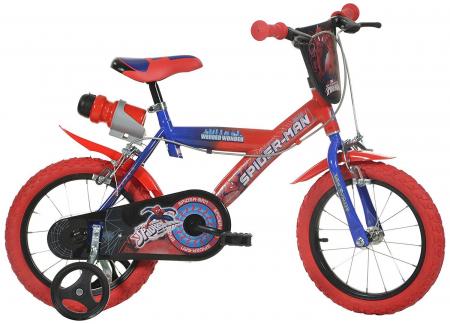 Bicicleta copii 14 '' Spiderman [2]