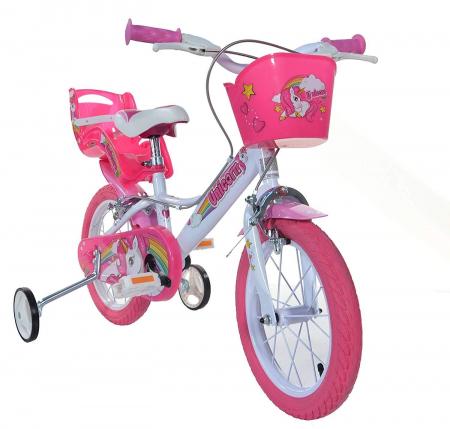 Bicicleta copii 14'' - UNICORN [1]