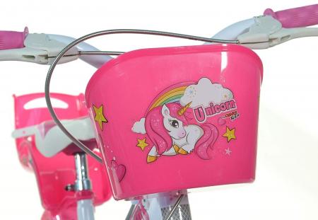 Bicicleta copii 14'' - UNICORN [3]