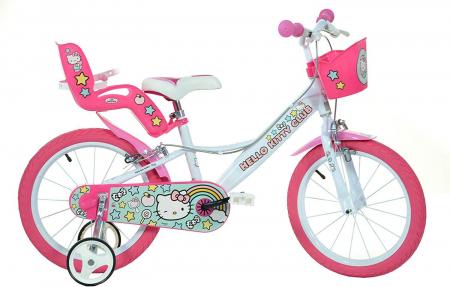 Bicicleta copii 16'' Hello Kitty0