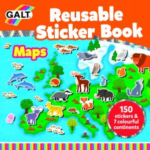 Cartea mea cu stickere - Harta3