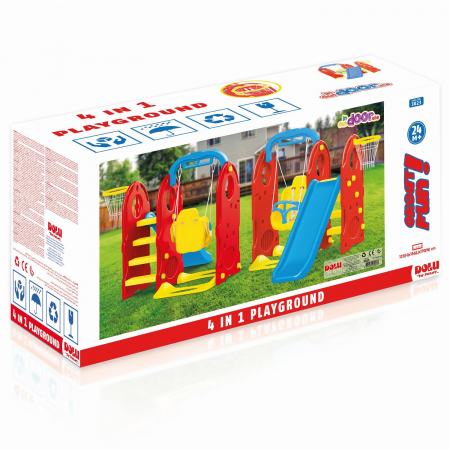 Centru de joaca 4 in 1 [3]