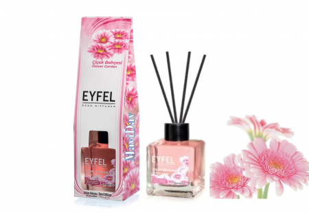 Odorizant de camera Eyfel 120ml - Floare de camp [0]