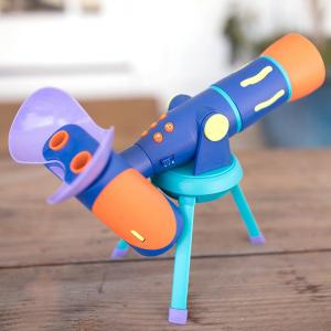 Geosafari - Telescopul vorbitor1