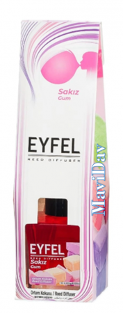 Odorizant de camera Eyfel 120ml - Guma Bubble2