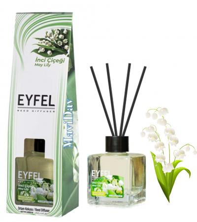 Odorizant de camera Eyfel 120ml - Lacramioara ( Margaritar )0