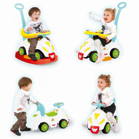 Masinuta  4 in 1  -  Ride on rocker2