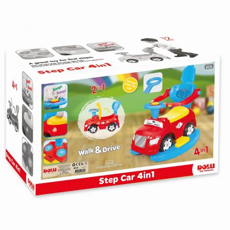 Masinuta  4 in 1  -  Step car0