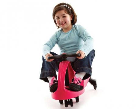 Masinuta fara pedale - Pink1