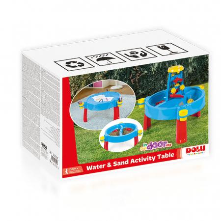 Masuta de activitati pentru apa si nisip [4]
