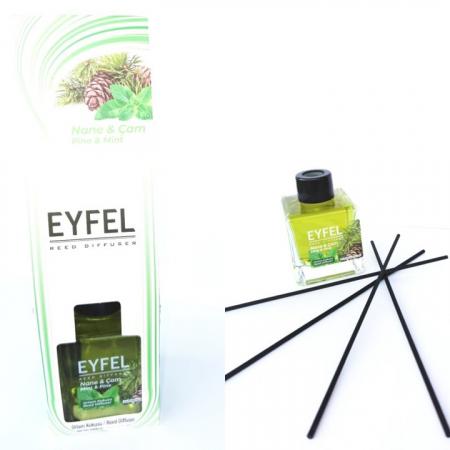 Odorizant de camera Eyfel 120ml - Pin si Menta1