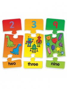 Puzzle cu numere (3 piese)1