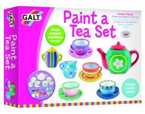 Set ceramica: Picteaza un set de ceai6