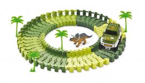 Set de constructie - Parcul dinozaurilor0