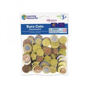 Set de monede de jucarie (Euro)0