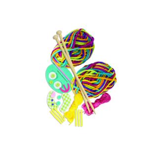 Set de tricotat - Pisicuta2