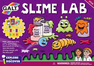 Set experimente - Slime lab0