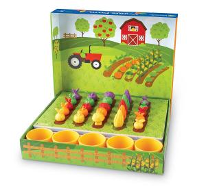Set pentru sortat - Gradina de la ferma2