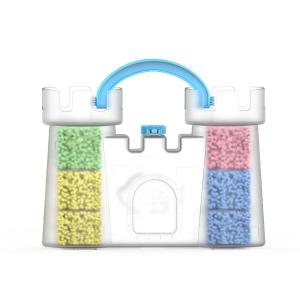 Spuma de modelat - Castelul de nisip1