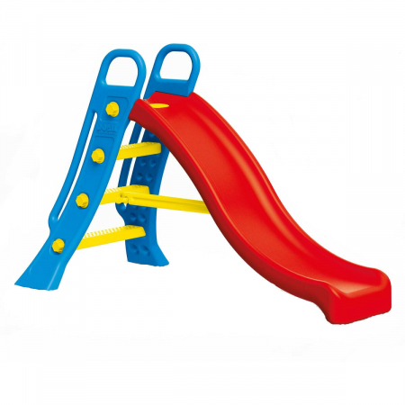 Tobogan mare pentru copii - viu colorat [4]