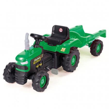 Tractor cu remorca [0]