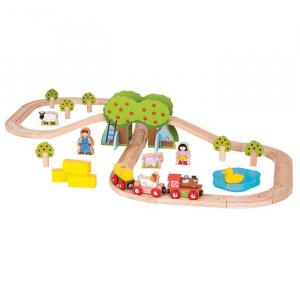 Trenuletul de la ferma0