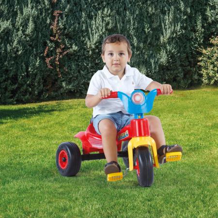 Tricicleta colorata pentru copii [4]