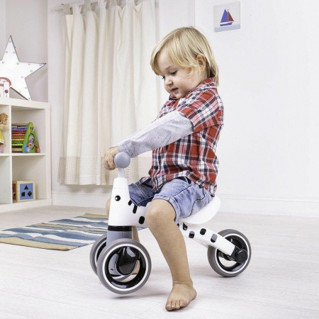 Tricicleta fara pedale - Zebra [2]