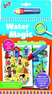 Water Magic:Carte de colorat La mare2