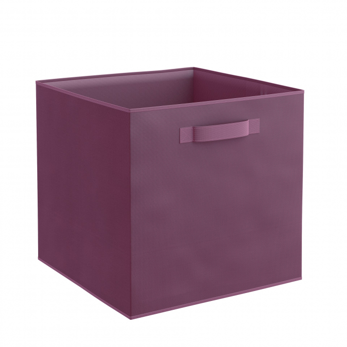 Organizator pentru dulap sau sertar 31x31x31 cm, violet 0