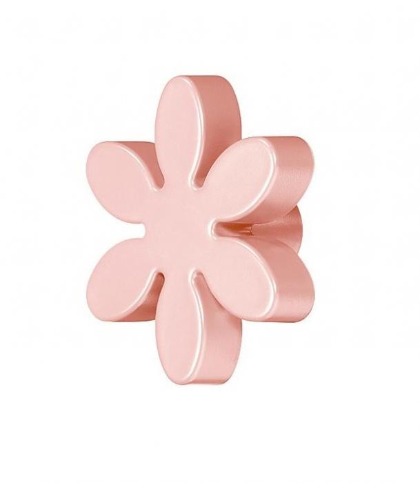 Buton floare roz pentru mobilier copii [0]