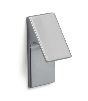 Buton pentru mobila Zapa, finisaj crom mat [0]