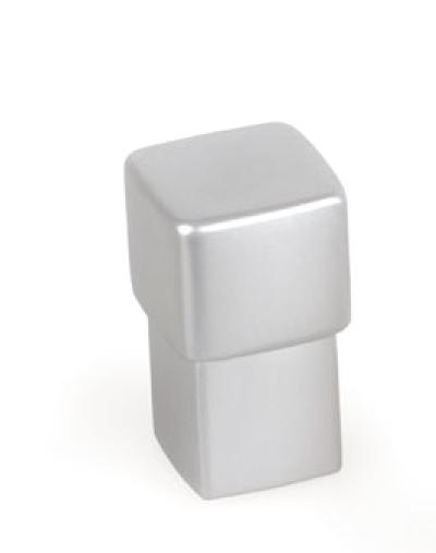Buton pentru mobilier Boxx crom mat 0