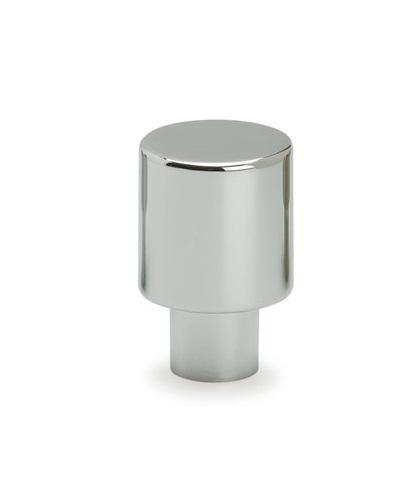 Buton pentru mobilier One crom lustruit 0