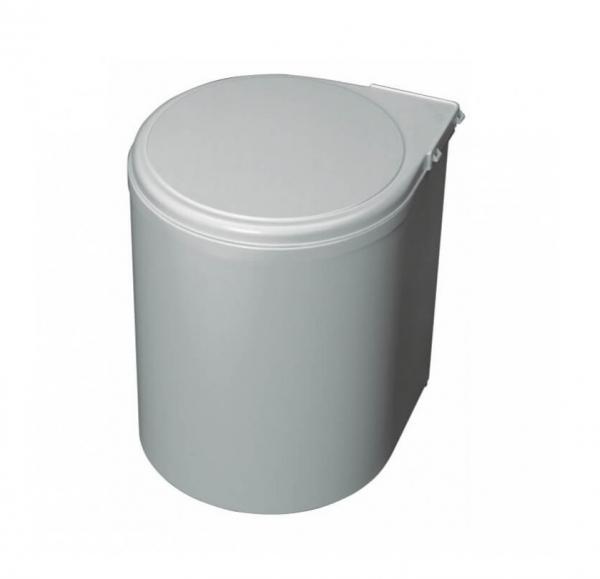 Cos de gunoi gri 13 l incorporabil in dulap de bucatarie 0