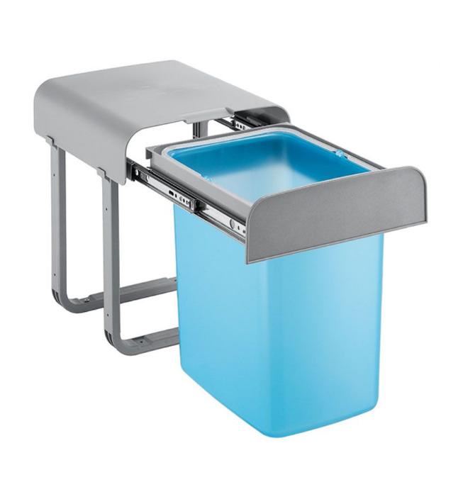 Cos de gunoi incorporabil Aladin cu un compartiment x 16 litri 0