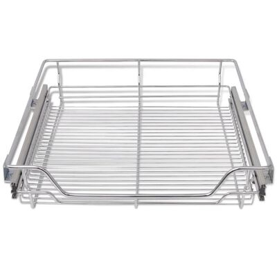 Cos metalic extractibil pentru corp de mobilier de 600 mm latime [2]
