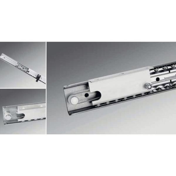 Extensie de masă L 1350 mm, sincron cu blocare 0