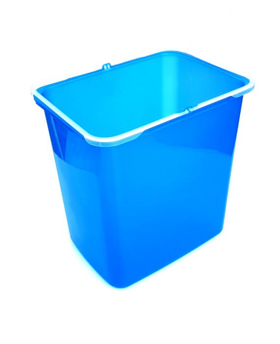 Galeata de schimb 16 l pentru cos de gunoi 0